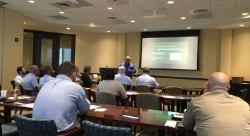 ISS Mechanical sponsors the BOMA Orlando Engineer's Breakfast and provides training on the refrigeration cycle