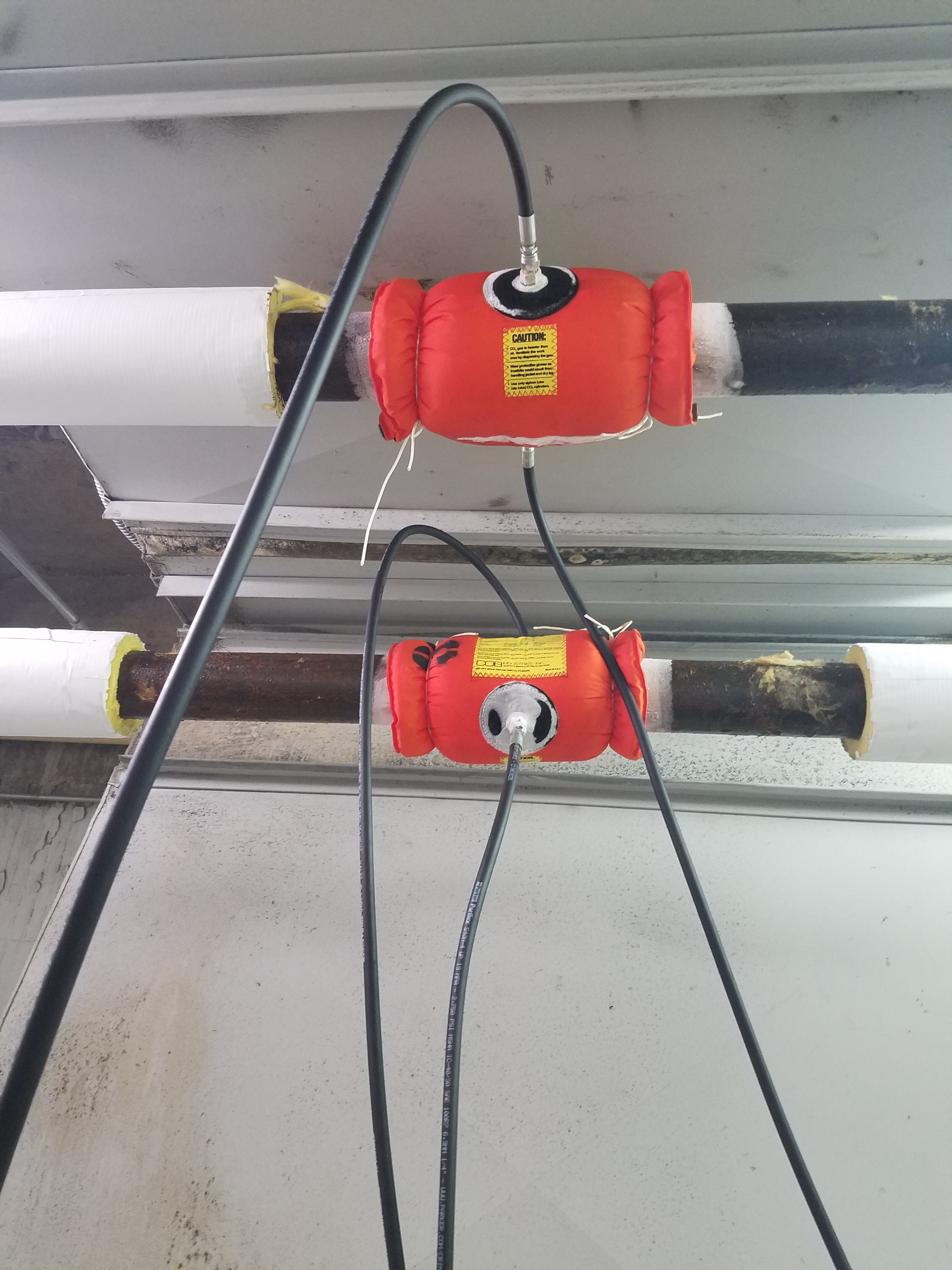 ISS Mechanical now offers pipe freezing